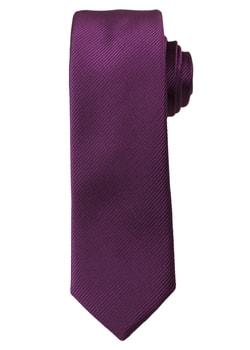 Fialová vzorovaná pánska kravata - Outfiter.sk 30a34efa92
